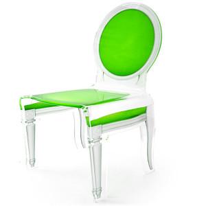 Мебель из оргстекла - стул