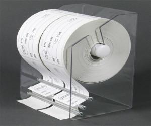 Изделие из оргстекла - туалетная бумага