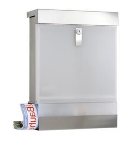Почтовый ящик из оргстекла - 2 вариант