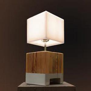 Второй вид светильника из оргстекла