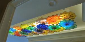 Креативный потолок из оргсткла своими руками сделан