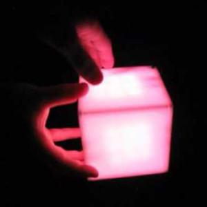 Светорассеивающее оргстекло - куб
