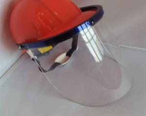 Жаростойкое оргстекло используется пожарными