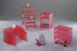 Разная мебель из оргстекла