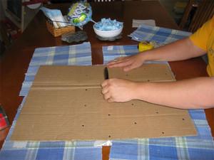Подготовка к нанесению рисунка на оргстекло