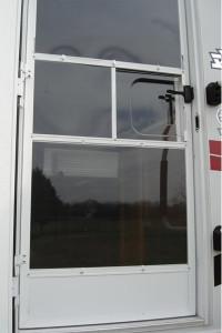 Двери из прозрачного оргстекла