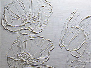 Пример текстуры на оргстекле