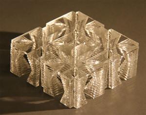 Конструкционное оргстекло сложной формы