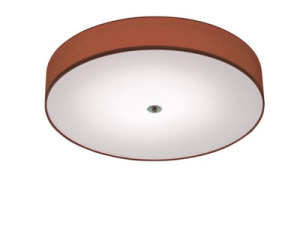 Самый обычный потолочный светильник из оргстекла