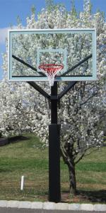 Баскетбольный щит из оргстекла - стандартный